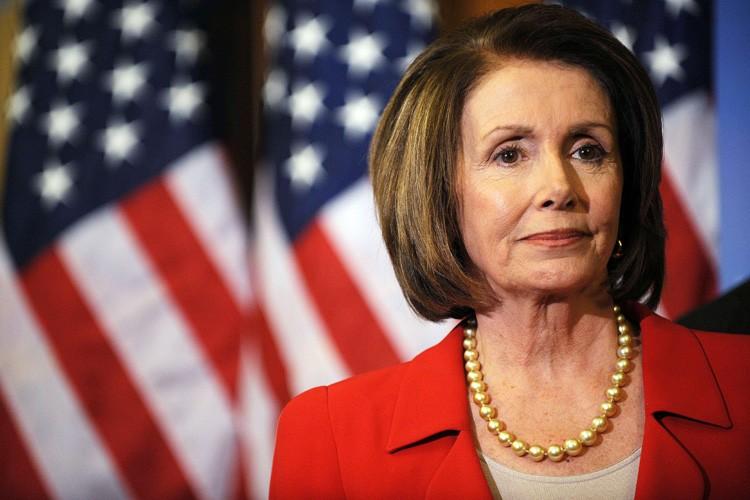 Nancy Pelosi... (Photo: AFP)