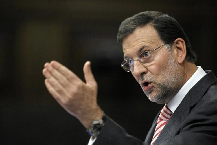 Mariano Rajoy... (Photo: AFP)