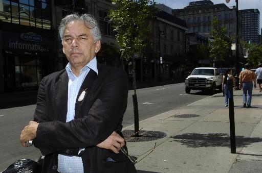 Ghislain Picard, président de l'Assemblée des Premières Nations.... (Photo: La Presse)