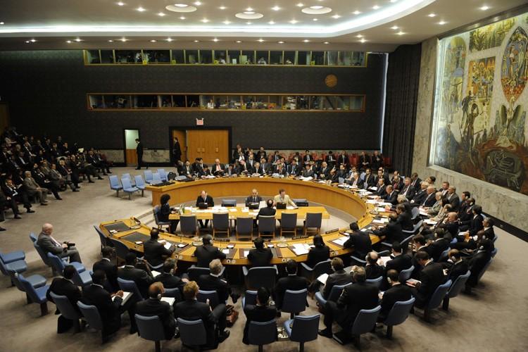 Les «cinq» s'engagent à «faire des propositions visant... (Photo: AFP)
