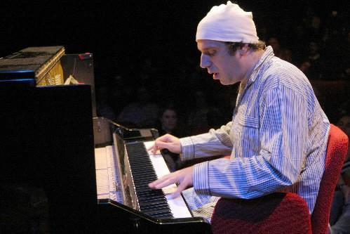 Le pianiste Gonzales... (Photo: AFP)