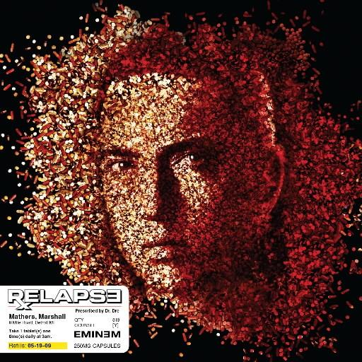 Relapse d'Eminem...