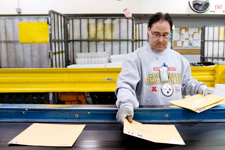 Marie travaille au sein de la même entreprise depuis cinq... (Photo: Bloomberg)