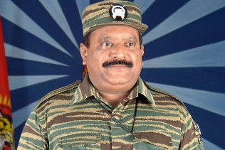 Velupillaï Prabhakaran... (Photo: archives AP)