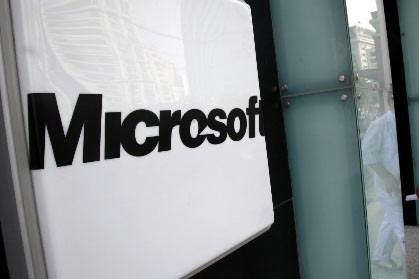 Microsoft a annoncé jeudi qu'il avait lancé un nouveau type de... (Photo: AP)