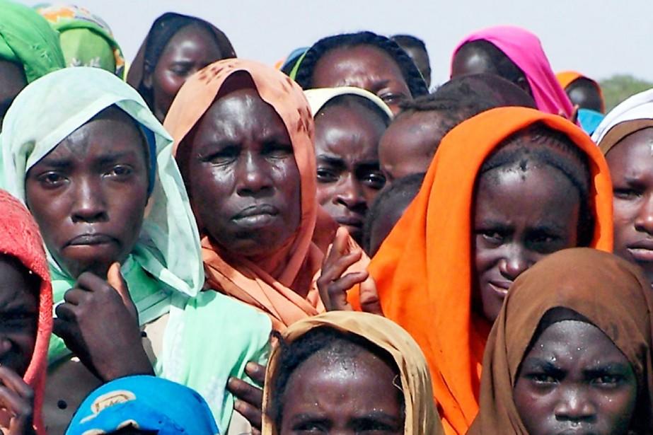 Alexandra Sicotte-Lévesque serait fière d'inviter quiconque à Khartoum... (Photo AFP)