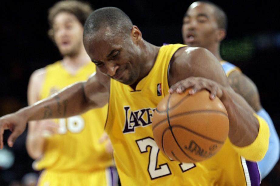 Kobe Bryant... (Photo: AP)