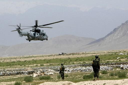 L'OTAN a annoncé mercredi la mort de huit civils dans un raid... (Photo: Reuters)