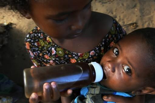 Le nombre de personnes déplacées croît également «quotidiennement»... (Photo: AFP)