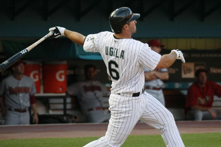 Dan Uggla... (Photo: AP)