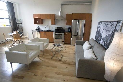 Lofts sur st urbain cyberpresse - J emmenage dans mon premier appartement ...