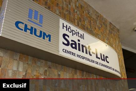 Profondément divisé, le Centre hospitalier universitaire... (Archives La Presse)
