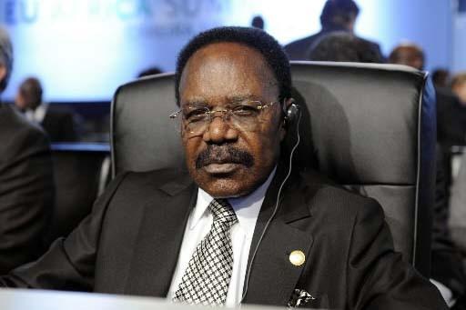 Doyen des dirigeants africains, Omar Bongo Ondimba est... (Photo AFP)