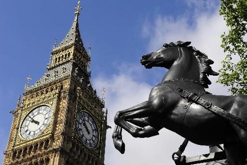 Le Big Ben de Londres... (Photo Reuters)