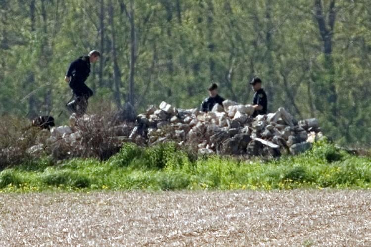 La police poursuit ses recherches afin de retrouver... (Photo: PC)