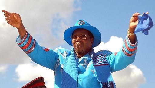 Bingu wa Mutharika... (Photo AFP)