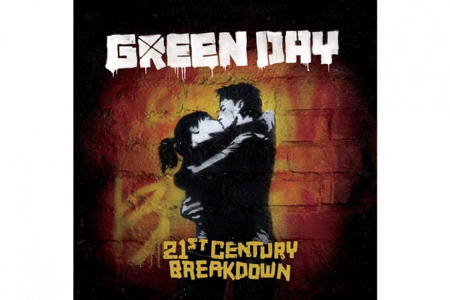 Green Day occupe la première position du palmarès...