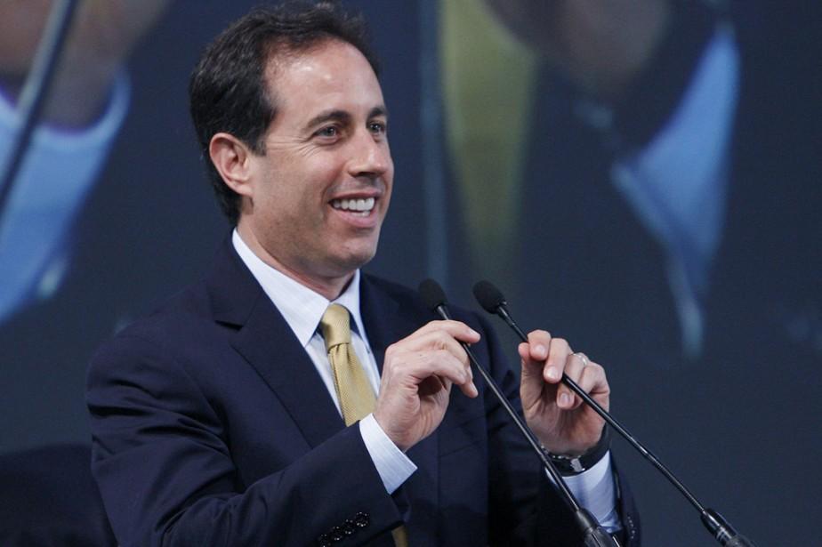 Jerry Seinfeld... (Photo: Reuters)