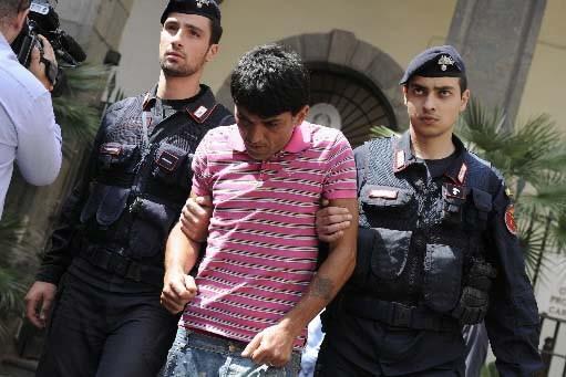 La police a procédé à plusieurs arrestations en... (Photo AFP)