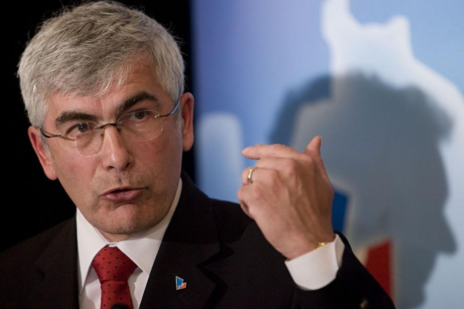 Clément Gignac s'est officiellement lancé en politique ce... (Photo: David Boily, La Presse)