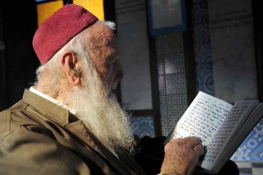 L'ultra-orthodoxe sous-ministre de la santé israélien Yakov... (Photo AFP)