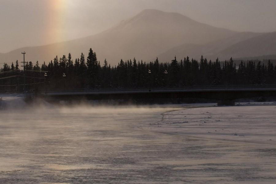 La Yukon River.... (Photo: PC)