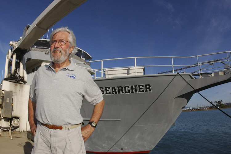 Jean-Michel Cousteau est de passage cette fin de semaine à... (Photo: AP)
