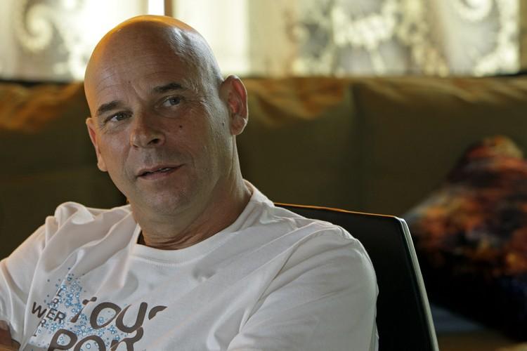 Guy Laliberté... (Photo: Robert Mailloux, La Presse)