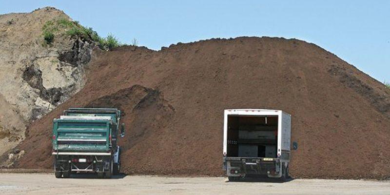 La terre noire ne répond pas aux attentes... (Photo: www.jardinparesseux.com)