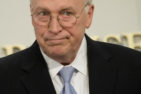 Dick Cheney... (Photo: AFP)