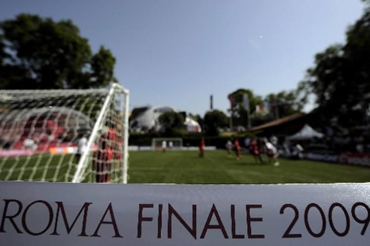 La finale de la Ligue des champions entre Manchester United et le... (Photo: AFP)