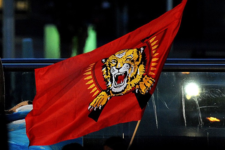Les Tigres de libération de l'Eelam tamoul ont... (Photo: AFP)