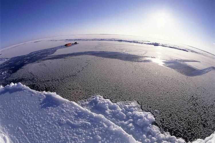 L'océan Arctique.... (Photo: Reuters)