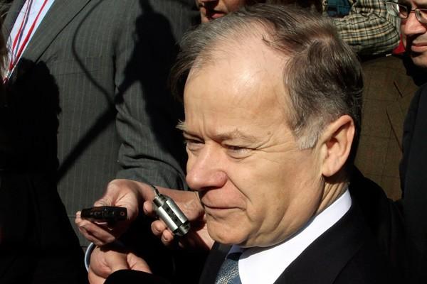 Le ministre des Finances du Québec, Raymond Bachand... (La Presse Canadienne)
