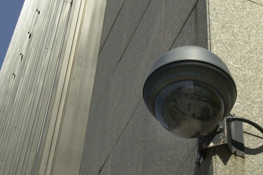 Une caméra de surveillance aurait pu filmer... (Archives La Presse)