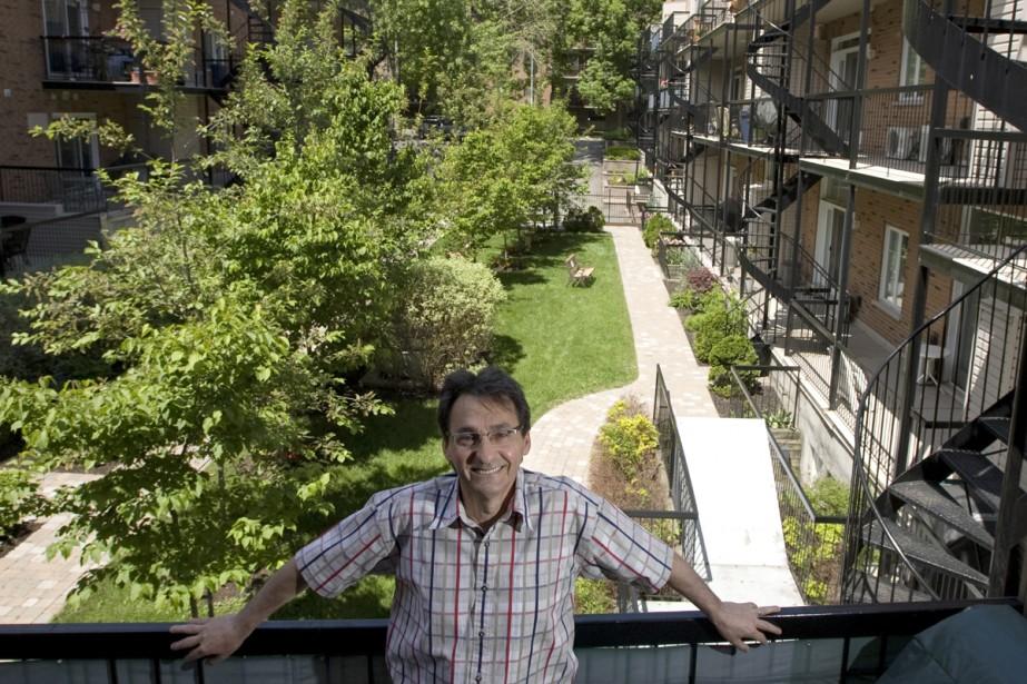 Le programme de Richard Bergeron est un défi«à... (Photo: Alain Roberge, La Presse)