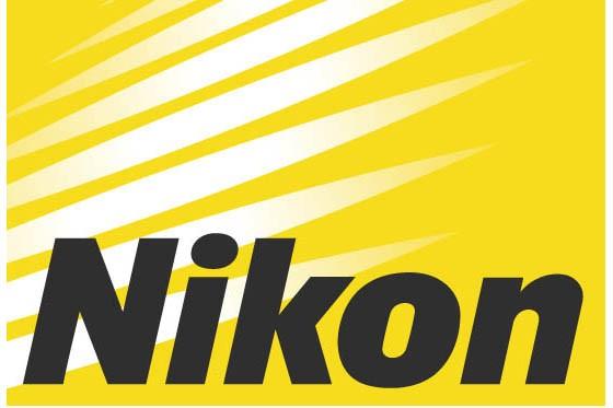 Le logo de Nikon...