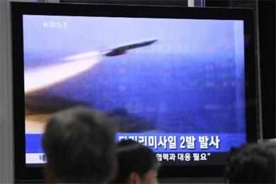 Des sanctions contre la Corée du Nord, à la suite de l'annonce... (Photo: AP)