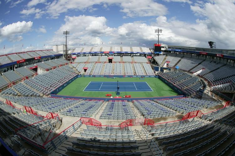 Le projet de Tennis Canada consiste notamment à... (Photo: David Boily, La Presse)