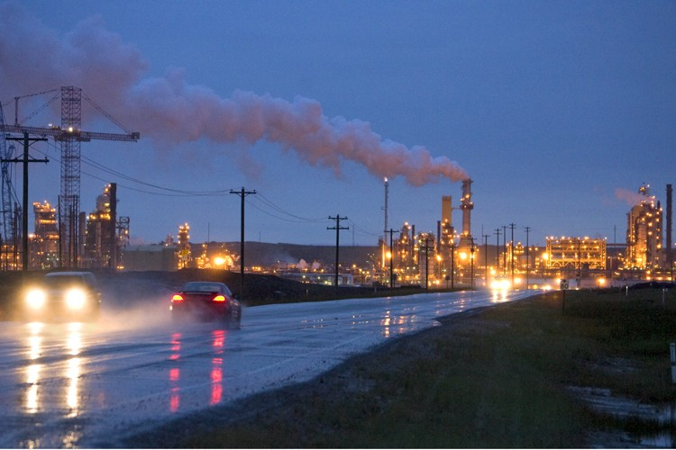 Les prévisions de réductions des émissions de gaz à effet... (Photo: La Presse)
