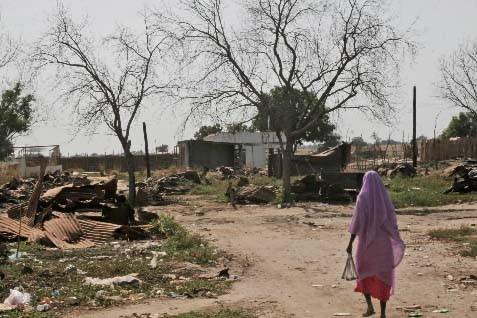 Les guerres tribales font des ravages au Soudan.... (Photo AP)