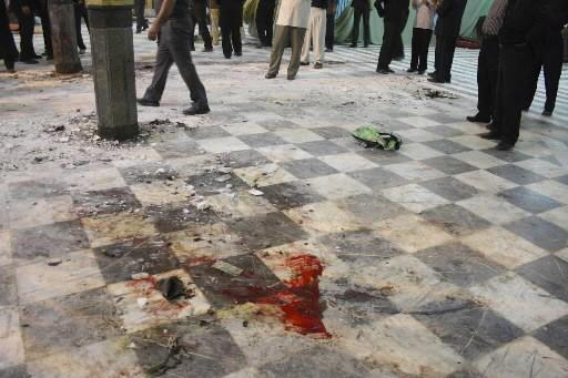Au moins 32 personnes ont été tuées et une quarantaine... (Photo: Reuters)
