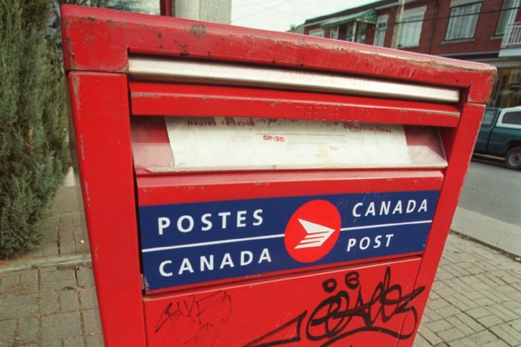 Le syndicat qui représente les employés de Postes Canada recrute... (Photo: PC)