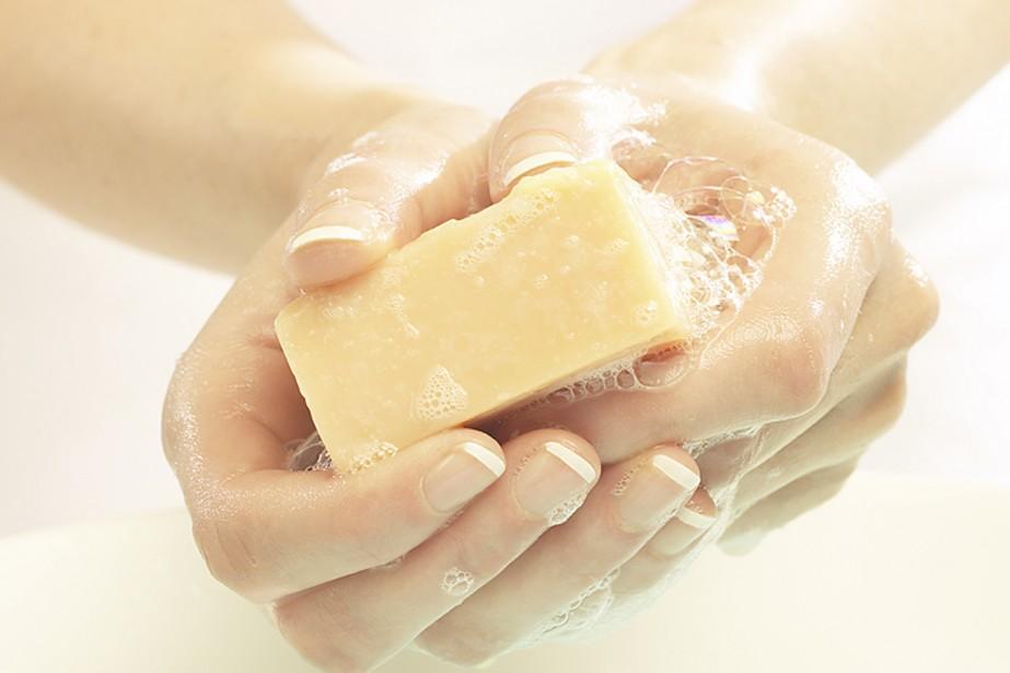 Une peau saine abrite une variété de bactéries... (Photothèque La Presse)