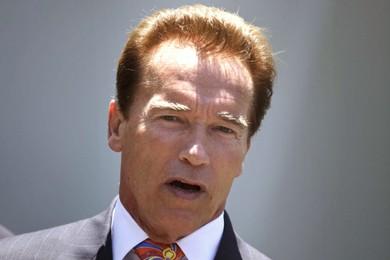 Le gouverneur de la Californie, Arnold Schwarzenegger.... (Photo: Bloomberg)