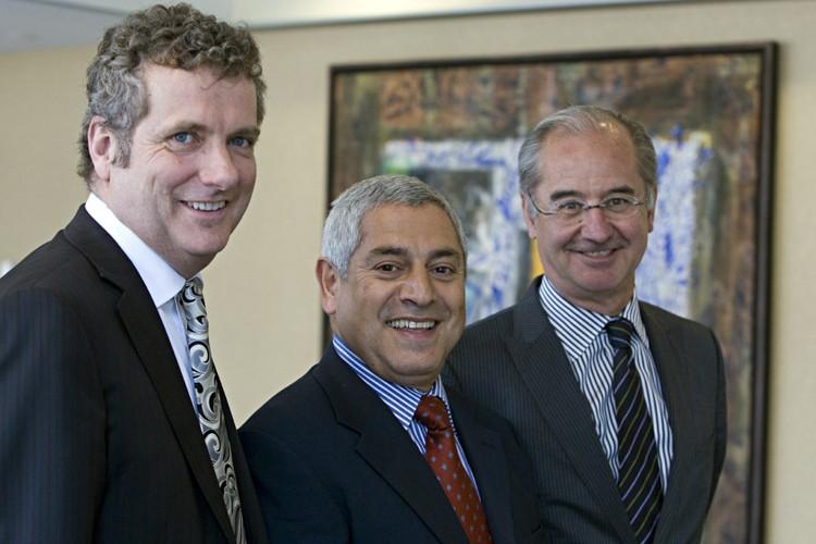 Le vice-président principal des services français de Radio-Canada,... (Photo: François Roy, La Presse)