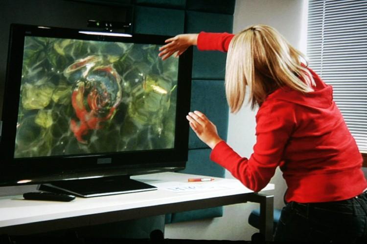 «Project Natal» de Microsoft reconnaît les mouvements du... (Photo: Reuters)