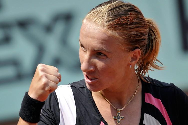 Svetlana Kuznetsova... (Agence France Presse)