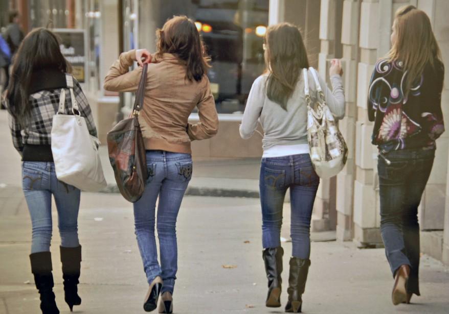 Les adolescentes de la région n'échappent... (Le Quotidien, Jeannot Lévesque)