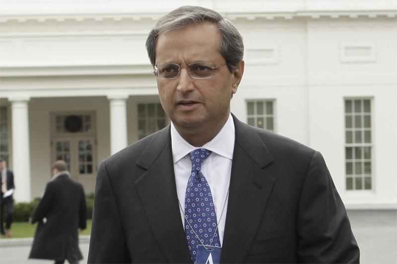 Vikram Pandit, PDG de Citigroup... (Photo Associated Press)